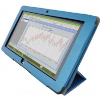 Touch Screen Tablet with Cover.